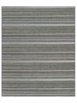 Tapete Sisal Magic 2168A Azul