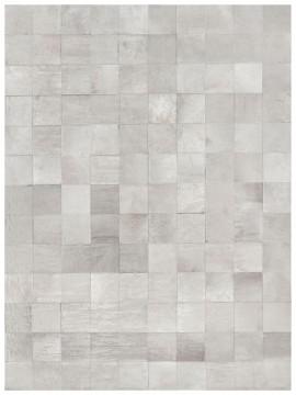 Tapete Couro Branco (20x20)