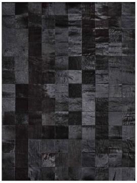 Tapete Couro Preto (20x20)