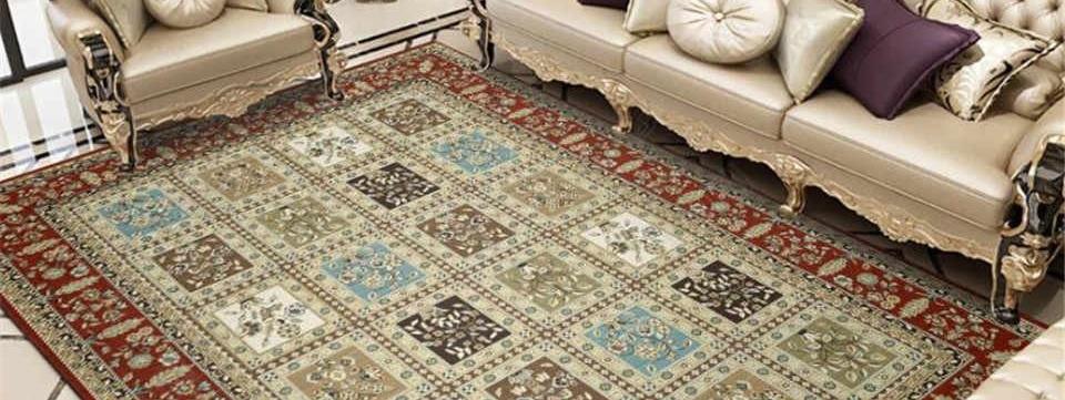 Escolha o seu tapete por Estilo