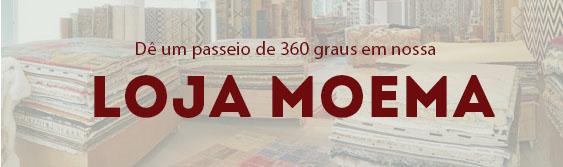Dê um passei 360 graus em nossa loja de Moema