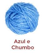 Azul e Chumbo